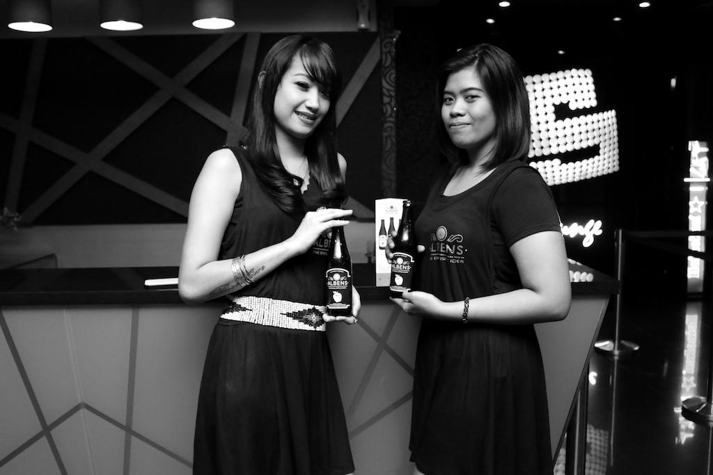 albens cider, party, cider, Indonesia, Jakarta, club, stockist