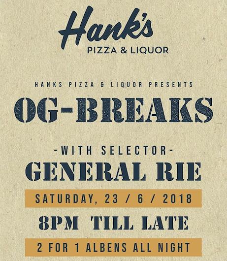 Hanks, Bali, Indonesia, Seminyak, pizza, liquor, albens cider, tropical, Bali Bible, holiday