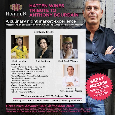 albens cider, wine, Hatten, foodie, event, Bali, Indonesia