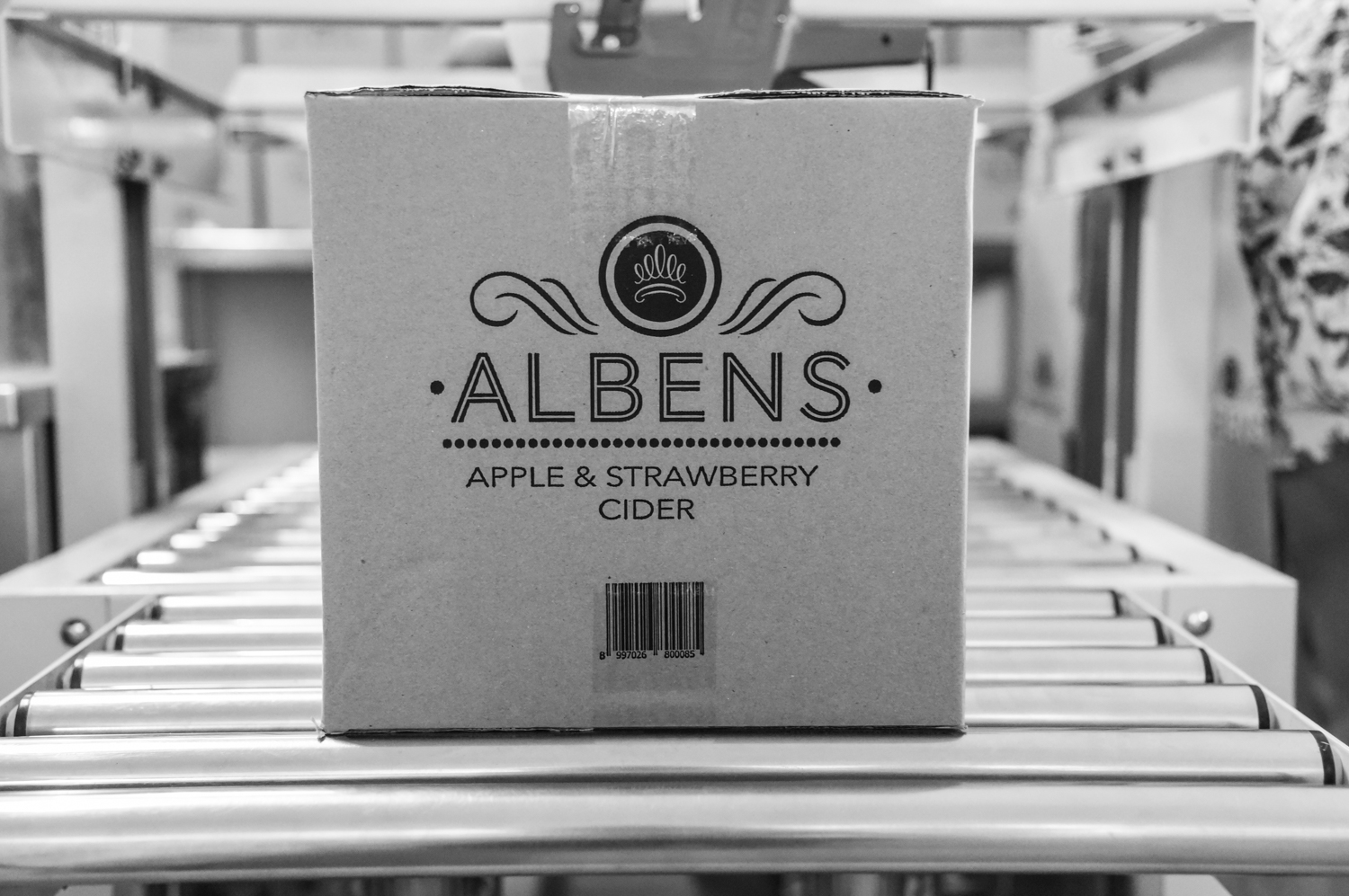 albens cider, factory, fresh, Bali, Indonesia, cidery