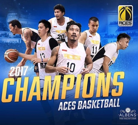 Jakarta, Indonesia, basketball, Albens Cider, winners
