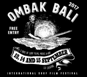 film festival, Bali, Indonesia, movie, surfing, beach bar, hard cider