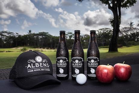 golf, yak magazine, albens cider, Bali, Indonesia