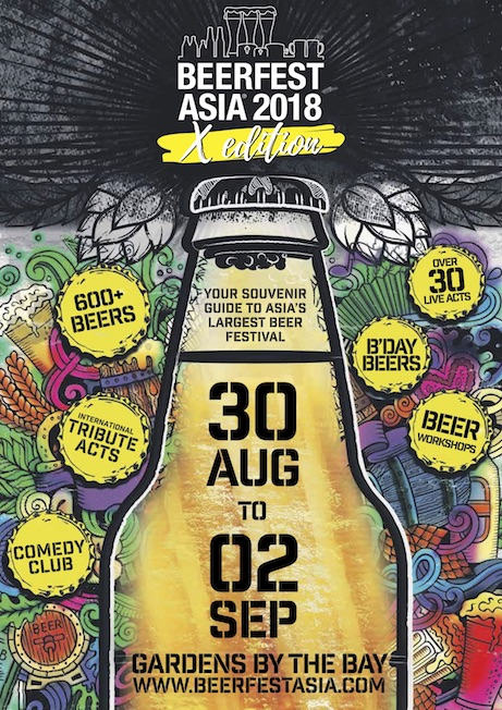 beerfest, Asia, 2018, cider, albens cider, tropical, Singapore
