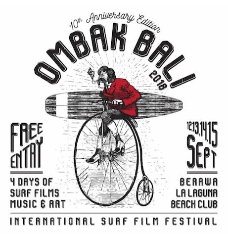 Ombak Bali, Film Festival, Bali, Indonesia, tropical, beach, cider, albens cider